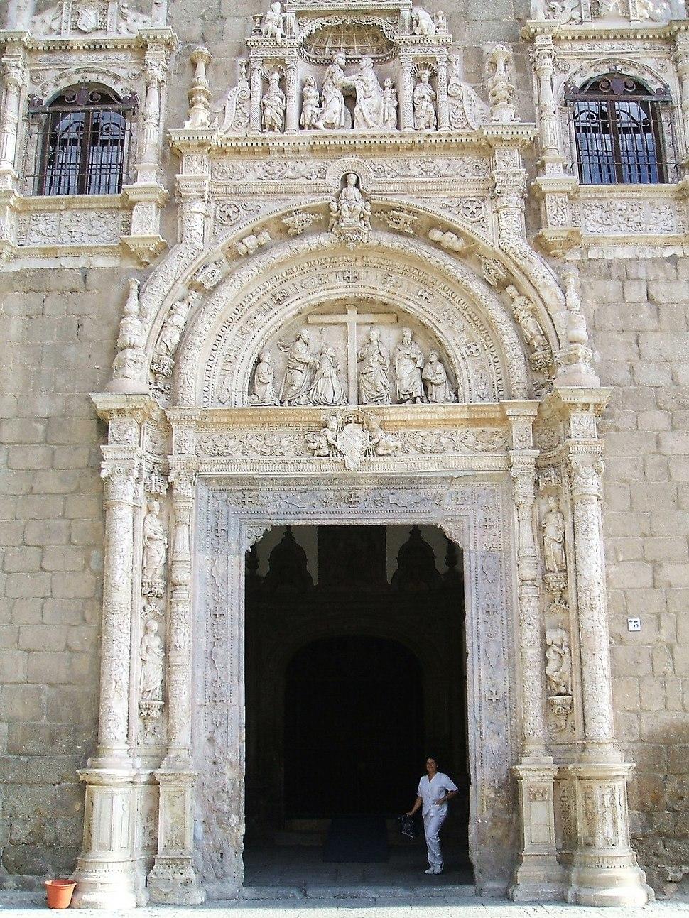 Toledo - Hospital de Santa Cruz 1