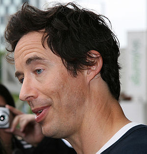 Tom Cavanagh - Cavanagh at the 2008 Toronto International Film Festival.