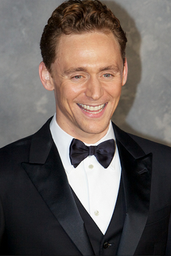 Tom Hiddleston 2013.