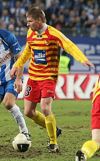 Tomasz Kupisz Polish footballer