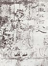 Tomb mural of servants, Han Dynasty.jpg