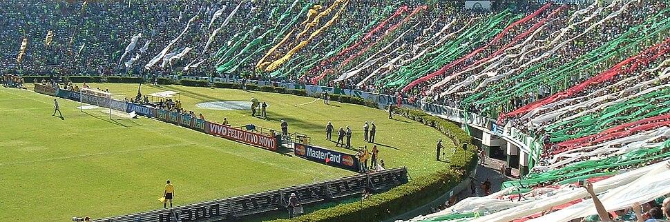 Torcida do Palmeiras-2007
