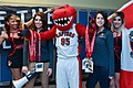 Toronto Raptors Giveaway at St. Michaels College Basketball Tournament (16708970712).jpg