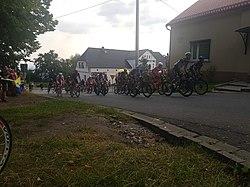 Tour de Pologne 2020, etap II, Góra Świętej Anny (3).jpg