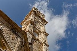 Tower of Church of Virgin Mary of Chrysopolitissa, Larnaca, Cyprus 10.jpg
