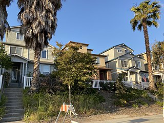 Alviso, San Jose Neighborhood of San Jose in San Francisco Bay Area, California, United States