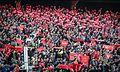 Tractor Sazi F.C. supporters.jpg