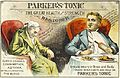 Trade card; Parker's tonic, 1880's Wellcome L0030706.jpg