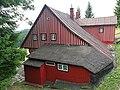Traditional wooden house in Strážné.jpg