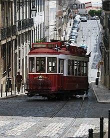 linie 28e der stra223enbahn lissabon � wikipedia