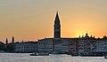 Tramonto su San Marco Venezia 2.jpg