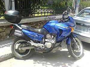 Honda Transalp - XL650V 2001