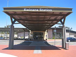 Transperth Kwinana Station entrance.jpg