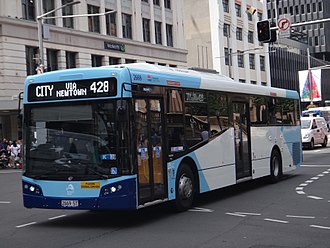 State Transit Authority - Bustech bodied Scania K280UB