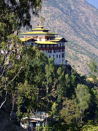 Trashigang District - Trashigang Dzong