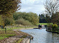 Trent and Mersey Canal at Armitage, Staffordshire - geograph.org.uk - 1559320.jpg