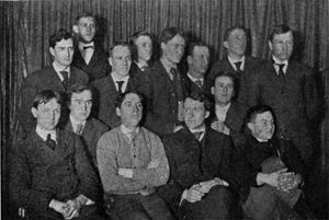 Triangle Fraternity - The founders of Triangle Fraternity