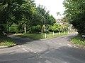 Triangular road junction, Roydon - geograph.org.uk - 1448417.jpg