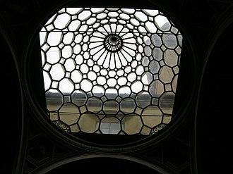Tribune of Galileo - Image: Tribuna di galileo, cupola