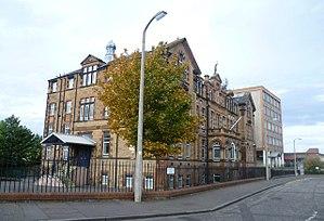 Trinity Academy, Edinburgh - Image: Trinity Academy, Edinburgh