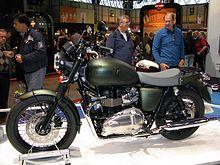 Triumph Bonneville T100 Wikipedia