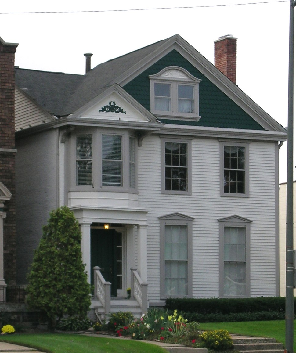 Trowbridge House Detroit MI