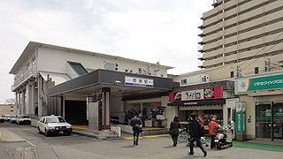 Tsuruse Station Railway station in Fujimi, Saitama Prefecture, Japan