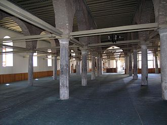 Alâeddin Mosque - Image: Turkey, Konya Alaeddin Mosque 02