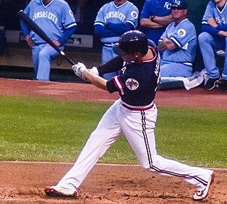 Tyler Naquin American baseball player