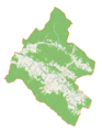 Tyrawa Wołoska (gmina) location map.png