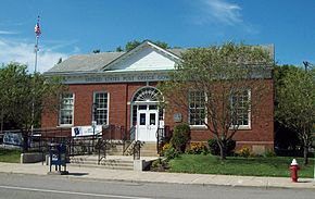 U.S. Post Office Gowanda NY Aug 10.JPG