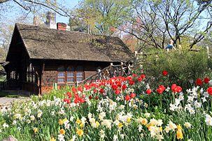 USA-NYC-Central Park-Shakespeare Garden