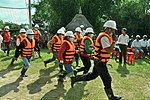 USAID, Red Cross Support Disaster Response Drill in Duy Hoa Commune, Quang Nam Province (8249574046).jpg