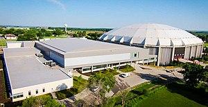 Sanford Coyote Sports Center - Image: USD Sanford Coyote Sports Center