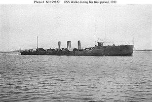 USS Walke (DD-34) - USS Walke (DD-34)