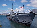 USS Bowfin Front Left Side Shot.JPG