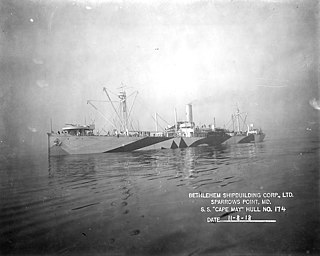 USS <i>Cape May</i> (ID-3520)