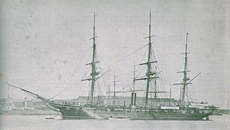 George Fried - USS Hartford