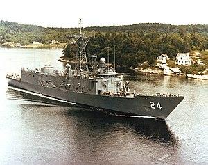 USS Jack Williams (FFG-24) - USS Jack Williams (FFG-24)