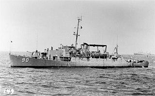 USS <i>Kirwin</i> (APD-90)