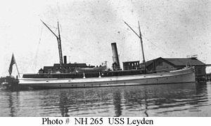 USS Leyden (1865) - USS Leyden (1865)