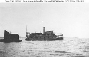 USS Willoughby (SP-2129)