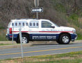 US Airways Flight 1549 support vehicle in Maryland.jpg
