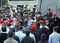 US Navy 020328-N-2716-P-001 MCPON visits 6th Fleet Flag Ship.jpg