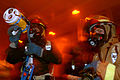 US Navy 040421-N-4757S-008 A sailor aboard USS Harry S. Truman (CVN 75) uses a Naval Firefighting Thermal Imager (NFTI) during a General Quarters (GQ) fire fighting drill.jpg