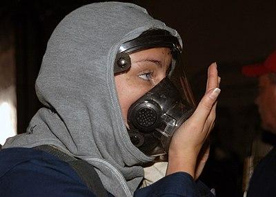 Osha Breathing Mask House Sray Painting