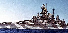 World War Ii Ship Camouflage Measures Of The United States