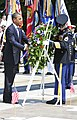 US President lays Memorial Day wreath at Tomb of the Unknown Soldier DVIDS408749.jpg