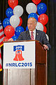 US Representative of Iowa Steve King at Northeast Republican Leadership Conference in Philadelphia, PA June 2015 by Michael Vadon 04.jpg