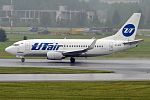 UTair Aviation, VP-BFO, Boeing 737-524 (28593448681).jpg